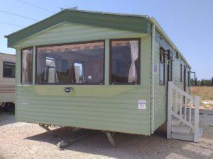 Fachada del modelo Abi Arizona 3 habitaciones