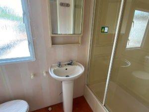 Baño del modelo Atlas Florida 3 habitaciones