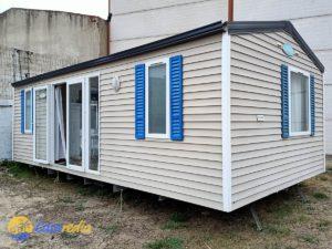 Fachada de la Mobil Home Ohara 784 2 habitaciones