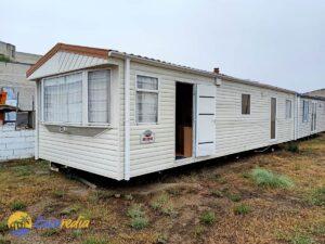 Fachada de la Willerby Arizona 3 habitaciones